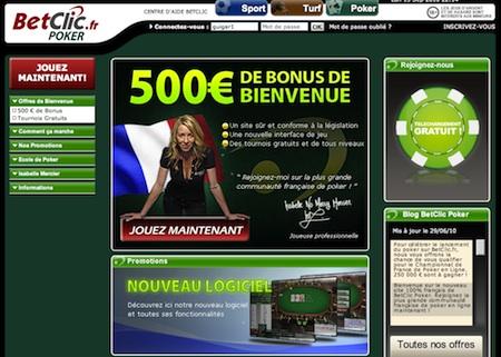 betclic poker fr