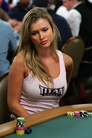 joanna krupa poker