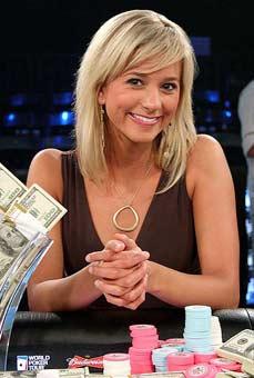Sabina Gadecki poker