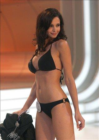 Szilvia Freire bikini