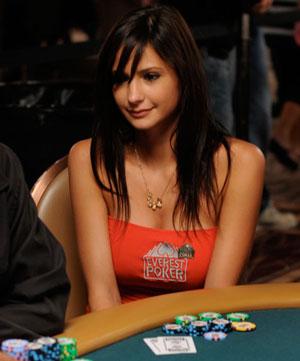 Szilvia Freire poker wsop