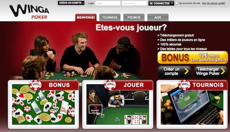 winga.fr poker