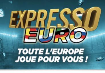 Expresso Euro : une prime de 50 000 € à remporter sur Winamax !