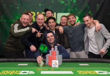 Covid-19 : l'Irish Poker Open prévu à Dublin en 2021 n'aura finalement pas lieu…