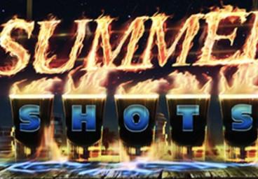 Summer Shots sur Winamax : allumez le feu et remportez 1 million d'euros !