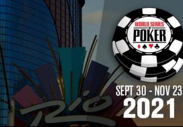 Les WSOP annoncent leur calendrier en ligne 2021 en partenariat avec GG Poker